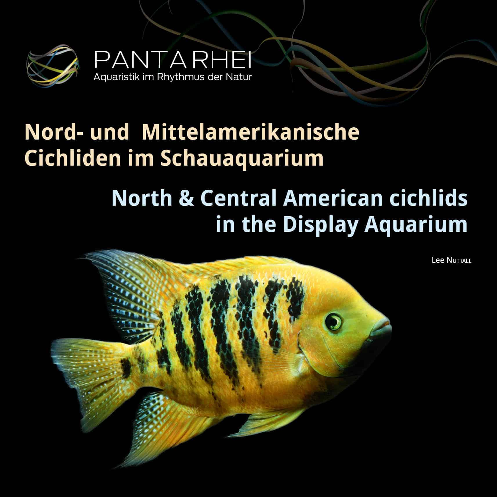 Cover: North & Central American Cichlids in the Display Aquarium