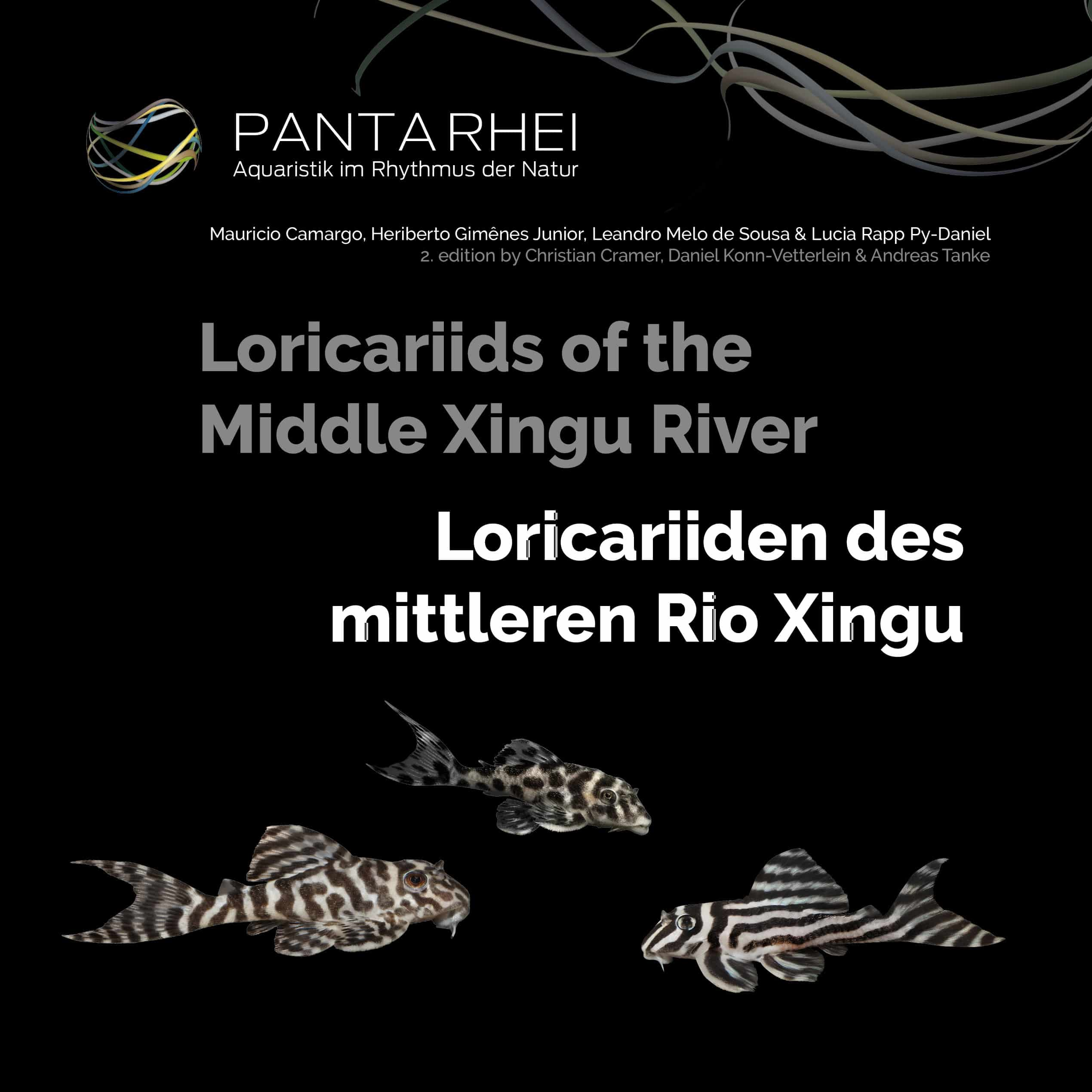 Cover: Loricariids of the Middle Xingu River